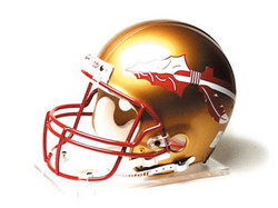 "Florida State Seminoles Full Size Authentic ""ProLine"" NCAA Helmet by Riddell"