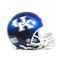 "Kentucky Wildcats Full Size Authentic ""ProLine"" NCAA Helmet by Riddell"