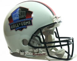Hall of Fame Riddell Full Authentic Helmet