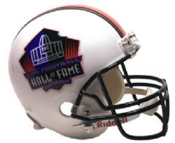 NFL Hall of Fame Riddell Full Replica Helmet