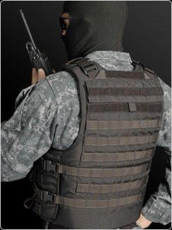 Dynamic Entry Body Armor
