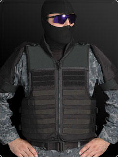A -Warrior Body Armor