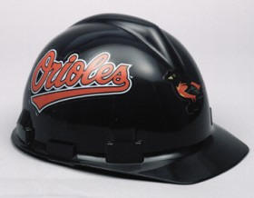 Baltimore Orioles Hard Hat