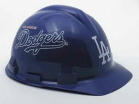 Los Angeles Dodgers Hard Hat