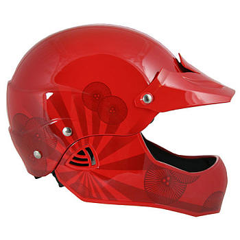 WRSI Moment Fullface Helmet With Vents