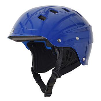 NRS Chaos Helmet Gloss Blue