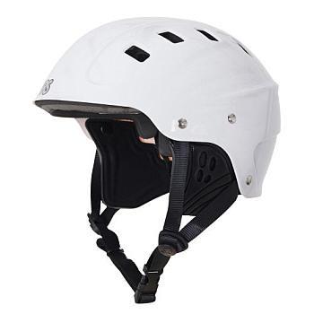NRS Chaos Helmet Gloss White