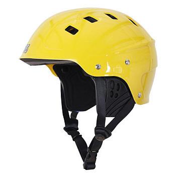 NRS Chaos Helmet Gloss Yellow