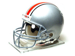 "Ohio State Buckeyes Full Size Authentic ""ProLine"" NCAA Helmet"